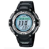 Relogio Casio Sgw-100-1v Bussola Termometro Sgw-200 #jna0
