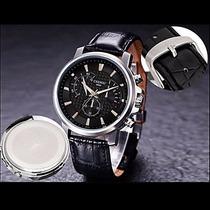 Relógio Chenxi Pulseira De Couro De Alta Qualidade