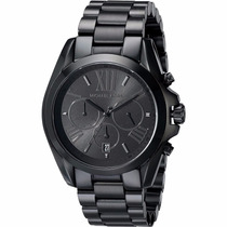 Relógio Michael Kors Mk5550 Preto Original Unissex Leilão.