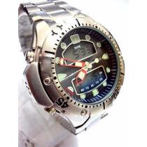 Relogio Barato Atlantis Original Modelo Citizen Jp1060