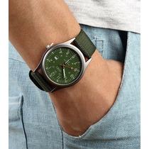 Relógio De Luxo Soki Militar Esporte C/ Calendário Data