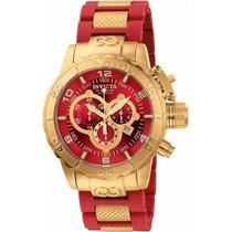 Relógio Invicta 6678 Corduba Ibiza Origina Na Caixa E Manual