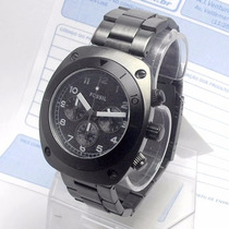 Fch2777z Relogio Fossil Black Ion-plated Stainless Steel