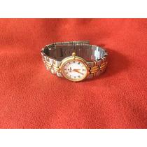 Pra Colecionadores Relógio Feminino De Ouro 18k Dryzun