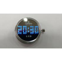 Relógio Champion Led Troca Pulseiras Avulso Com Garantia Nf