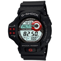 Relógio Casio G-shock Gdf-100-1adr *altímetro- Barômetro