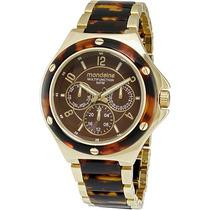 Relógio Feminino Mondaine Analógico Multifunção 94474lpmg1