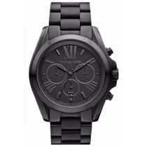 Relógio Michael Kors Mk5550 Preto 12x Sem Juros