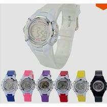 Relógios Infantis,várias Cores-super Barato-importado-fr.gr.