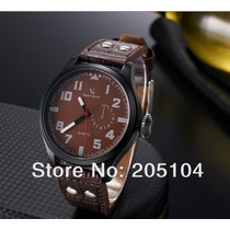 Relógio Analógico Masculino M/ V6 Super Speed - Frete Grátis