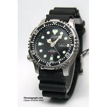 Citizen Diver Automático 200m Ny0040-09e