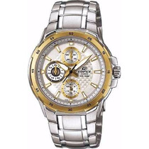 Relógio Casio Edifice Ef-337db 100% Original