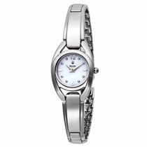 Relógio Bulova 96l125 Feminina Japonês Quartz