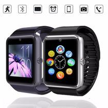 Celular Relógio Inteligente Câmera Samsung Motorola Gt08