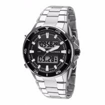 Relógio Technos Anadigi Tc131017a/1p - Garantia E Nf