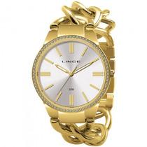 Relógio Lince Lrgj020l S1kx Feminino Dourado - Refinado