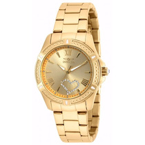 Relógio Invicta Angel 20322 - Dourado Feminino
