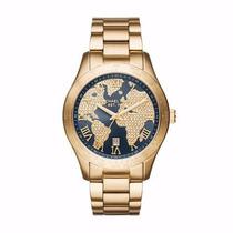 Relógio Feminino Michael Kors Mk6243 World Hunger 5815 8315