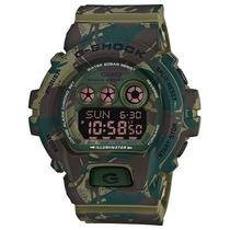 Relógio Cássio G-schock Camuflado Gd-x6900mc-3dr