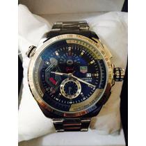 Relógio Estilo T.a.g H Carrera Calibre 36