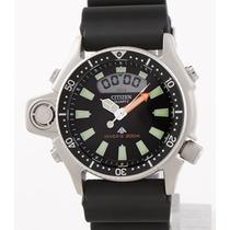 Relógio Modelo Citizen Serie Ouro Aqualand Modelo Jp-2004
