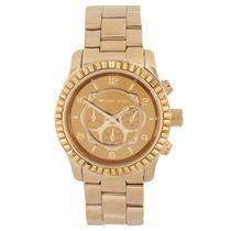 Relógio De Luxo Michael Kors Mk5541 Chronograph Analógico!!!