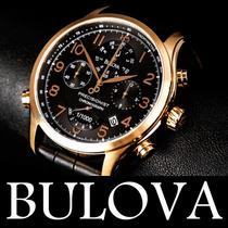 Relogio Bulova Precisionist 97b122 Wilton Masculino Couro