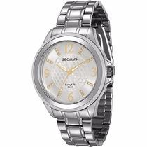 Relógio Feminino Seculus Analógico 28515l0svna2