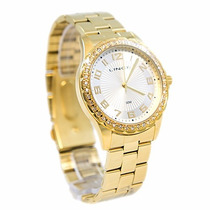Relógio Lince Dourado (orient ) Feminino Lrgj031l S2kx Prova