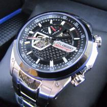 Relógio Orient Speed Tech Automático Da05001b Importado