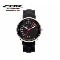 Relógio Cst Racer Honda Cbr 1000rr Preto