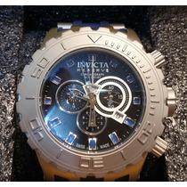 Relógio Invicta Subaqua 12085 Blue Titanium Original !!!