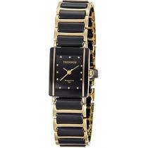 Relógio Technos Feminino Ceramic/sapphire 5y30mypai/4p