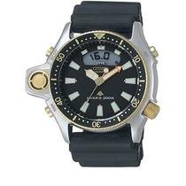 Relógio Citizen Aqualand Jp2004-07e Série Ouro Garantia Nf