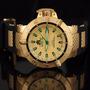 Relógio I N V I C T A Reserve Subaqua 13921 Original/18k.