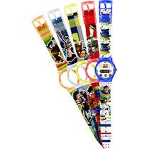 Relógio Troca Pulseiras Disney Toy Story Digital Dy48010t