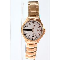 Relógio Lince Dourado Masculino (orient) Mrg4271s S2kx Wr 50