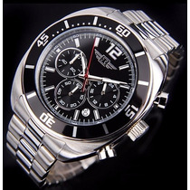 Ultimo! I By Invicta Racing Cronograph Steel R$1.490