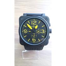 Relógio Bell & Ross Aviation- Automático- Pronta Entrega
