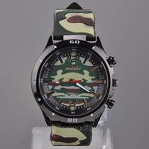 Relógio Militar Russo Importado Barato Masculino