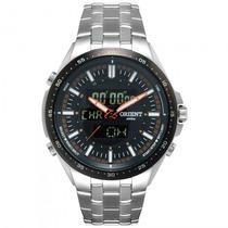 Relógio Orient Mbssa042 Posx Masculino Sport - Refinado