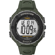 Relógio Masculino Timex T49951 Shock Vibration Alarm