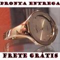 Relógio Gucci Bracelete Feminino Super Luxo Dourado