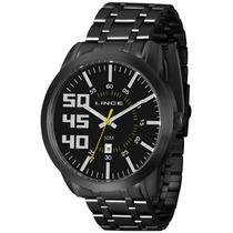 Relógio Orient Lince Preto Lançamento Original Garantia E Nf
