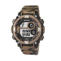 Relógio Mormaii Digital Masculino Camuflado Mo12579a/8v