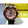 Relogio Invicta Seaspider Collection Chronografo - Original