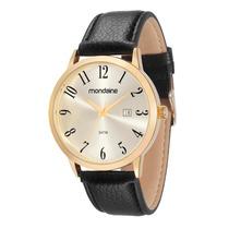 Relógio Mondaine Análogo Calendário Social 83286gpmvdh1