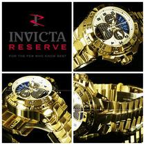 I N V I C T A Gold Reserve 17471 Swiss Original.