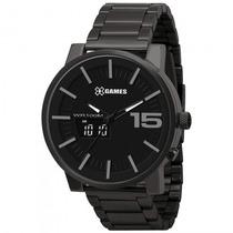 Relógio Xgames Xmssa001 P2px Masculino Anadigi - Refinado
