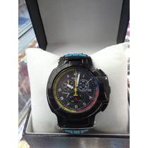 Relógio Tissot T-race Moto Gp Caixa Manual Sedex Gratis